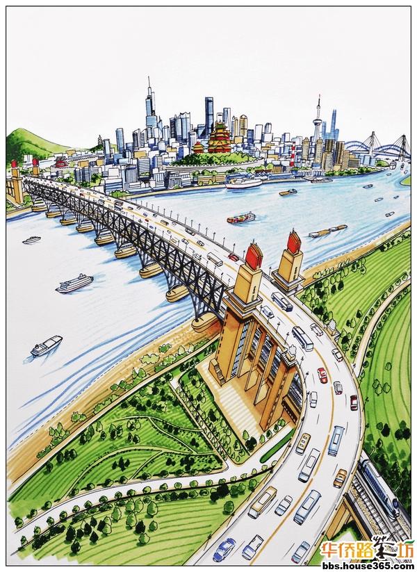 长江大桥; 南京长江大桥;