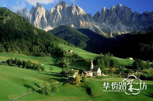 世界上十大最美风景!_(h)华府国际
