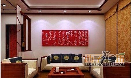 枣红色中式实木沙发配什么颜色的客厅木地板合适?