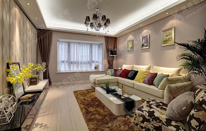 3 5万 全包 三室两厅 入户花园 小户型装修案例 365家居宝