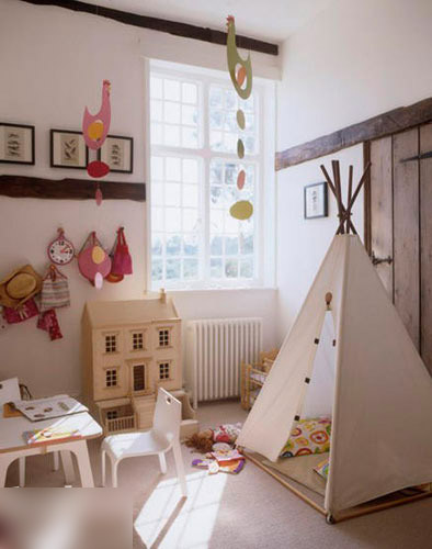 童趣儿童卧室装修效果图 现代