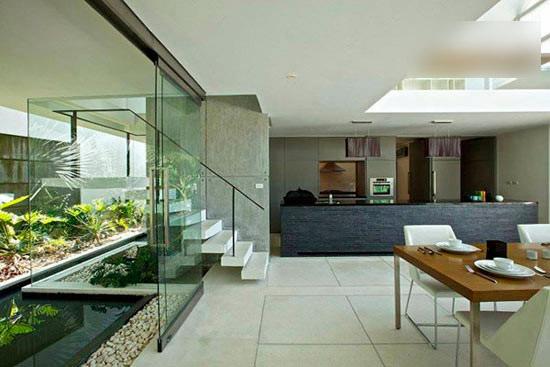唯美设计 家居屋顶装修效果图高清图片