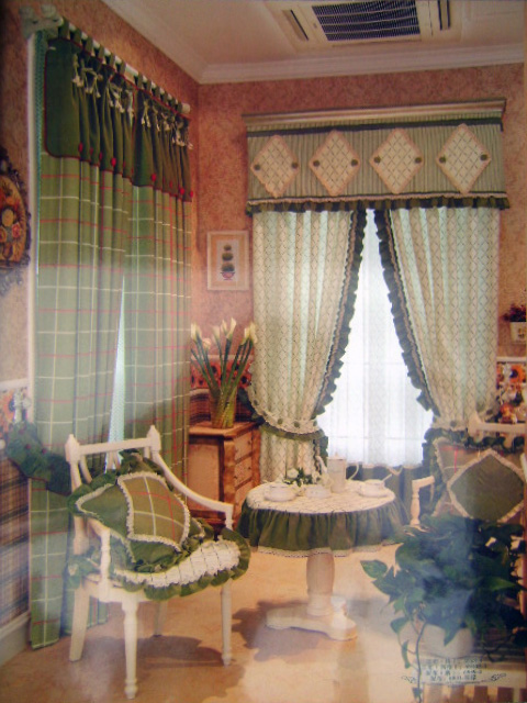田园窗帘,现代简约,简欧欧式,美式田园,中式窗帘,布艺窗帘