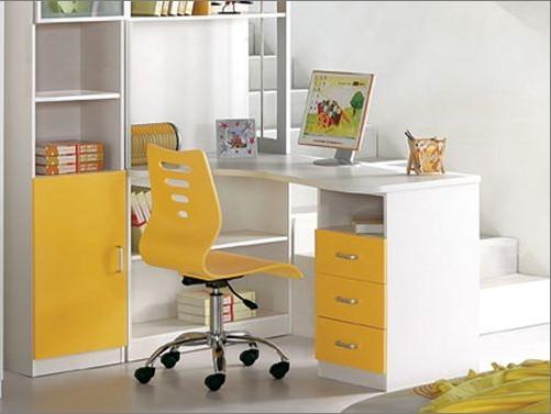 一起看看转角电脑桌连体书柜-装修宝典-365家居宝商城