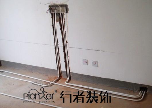 【行者装饰】客厅电路设计要点