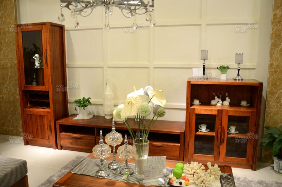白腊木家具( 34 白色简欧家具(