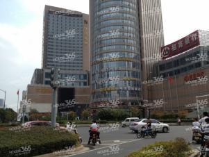 南京国际贸易中心 新街口 新百B座楼上 商茂世纪广场 南京