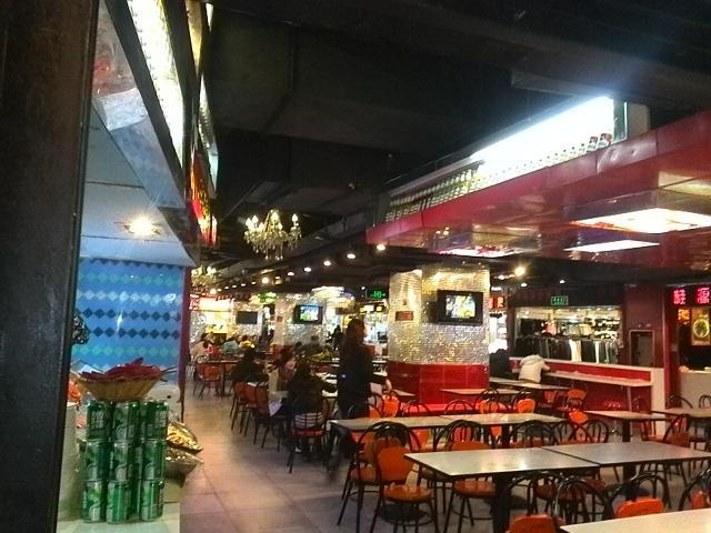 莱迪负一楼紧靠油烟广场人流量大可做无美食美食节江陵图片