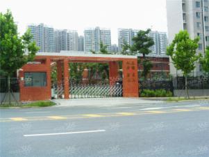 滨湖世纪城春融苑实景图