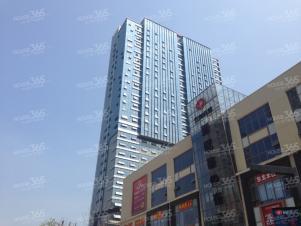 新区欧尚超市旁 新区哥伦布100平纯办公楼精装出租