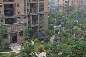 金地自在城实景图