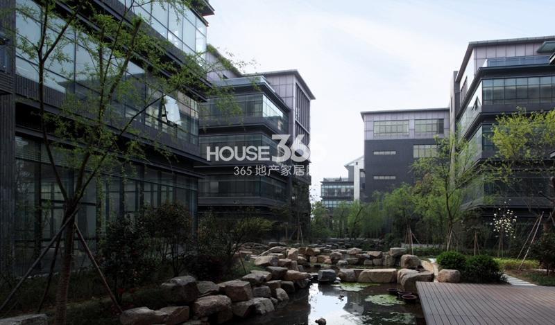 作为浙江杭州未来科技城(海创园)核心区的标杆项目,重点引进旨在