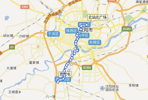 昆山沈阳青岛地图
