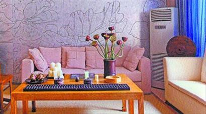 转角沙发摆放 布置客厅有摆放法则