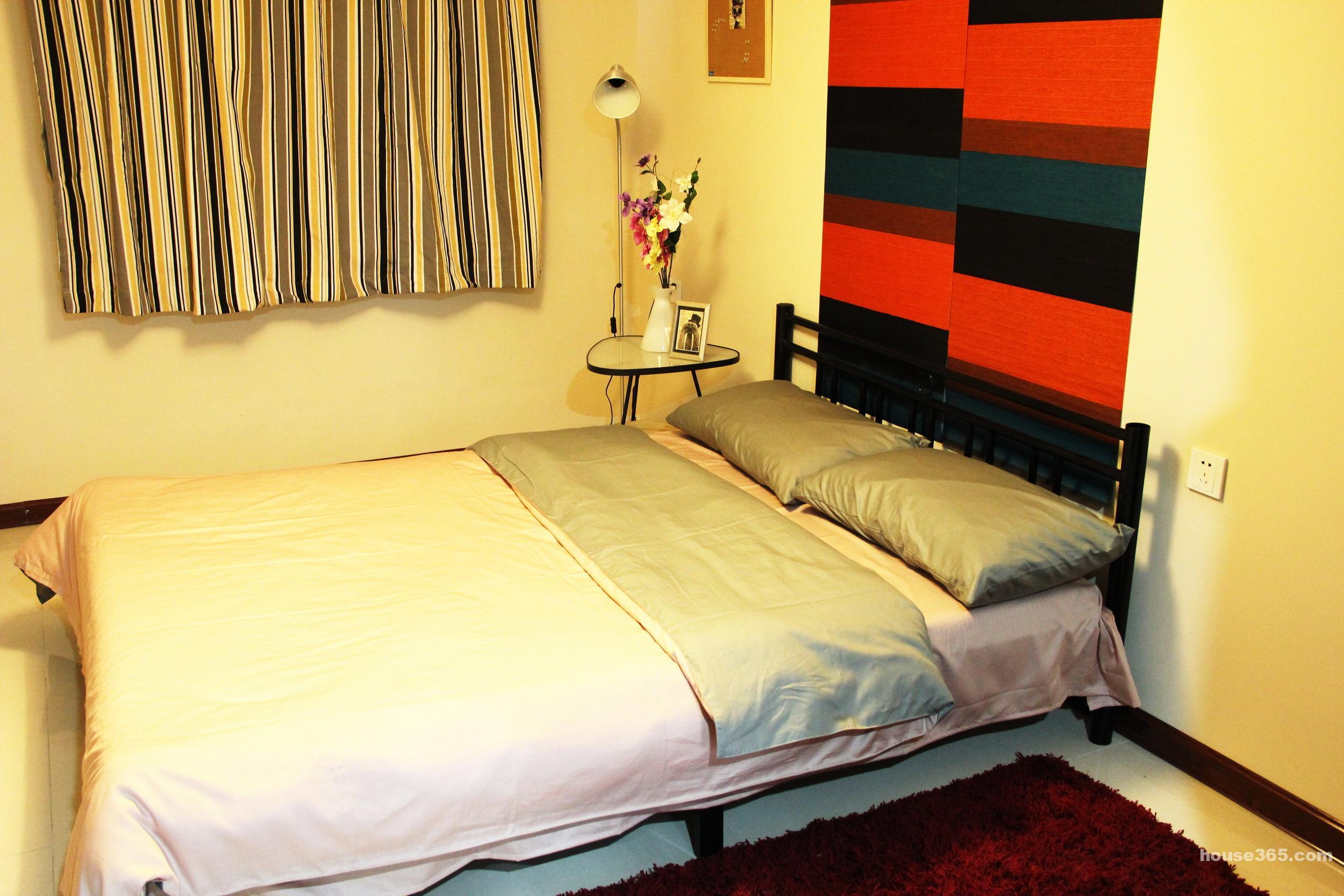 背景墙 房间 家居 酒店 设计 卧室 卧室装修 现代 装修 2500_1667