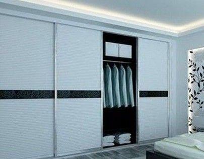 整体衣柜装修效果图 12款时尚案例让房间有生机-365