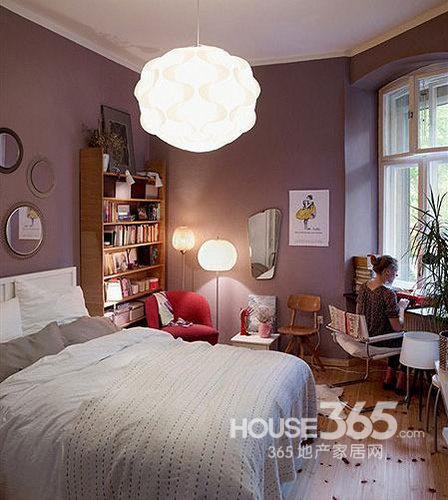 小戶型室內裝修 12款多功能臥室化解空間尷尬