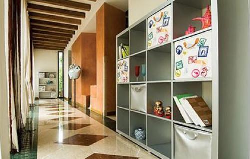 走廊装修效果图 无处不在的12款收纳设计