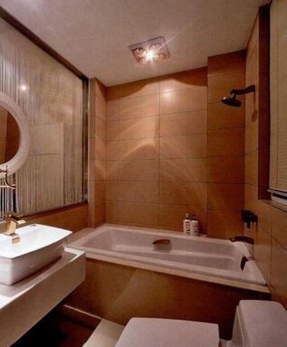浴室装修效果图大全 16套小空间设计随心所 浴