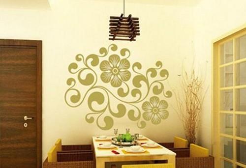 餐厅手绘效果图 12款欧式风格装修气质就餐环境-365