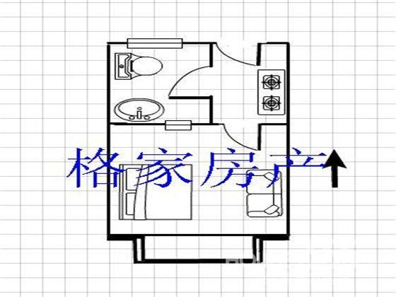 凤凰城 一楼 孝心单身公寓,拎包入住!靠近南岛