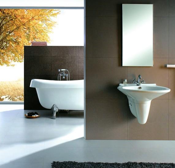 面盆安装几大注意事项 打造美观实用卫浴间