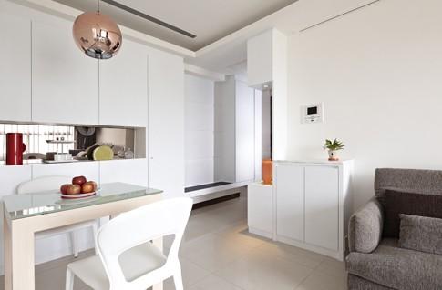 2013年流行装修风格 现代简约家居的精彩设计