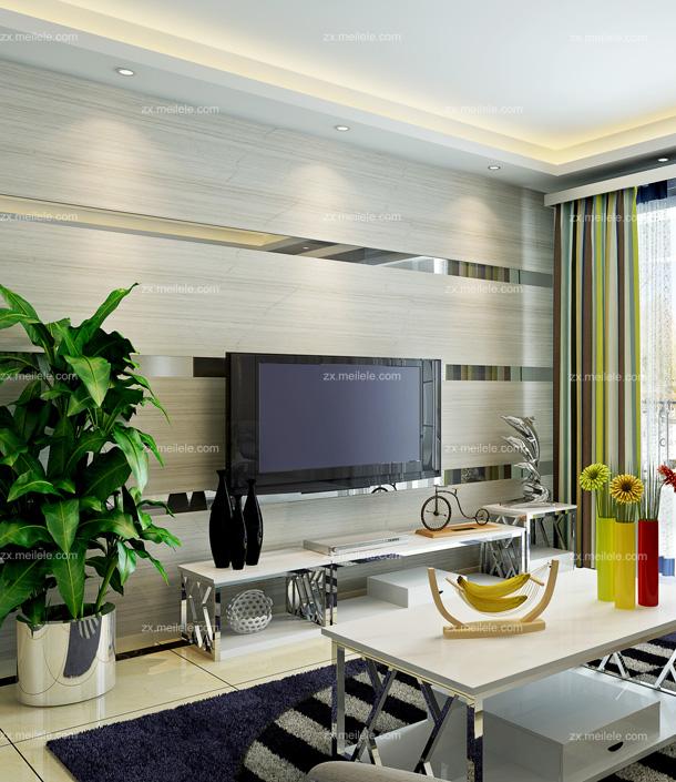 室内装修墙纸效果图 给你最美的墙面设计高清图片