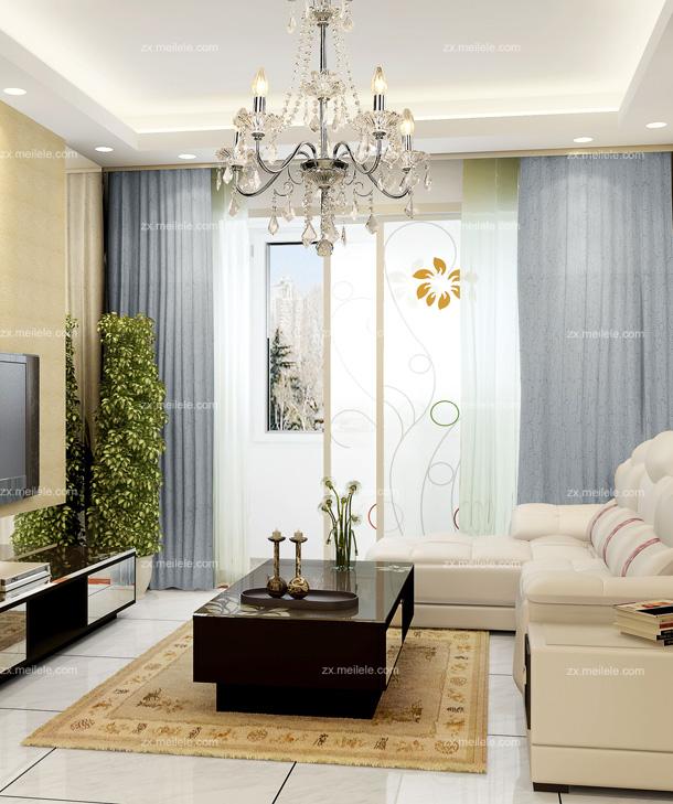 18平方米客厅装修图片2013装修大全