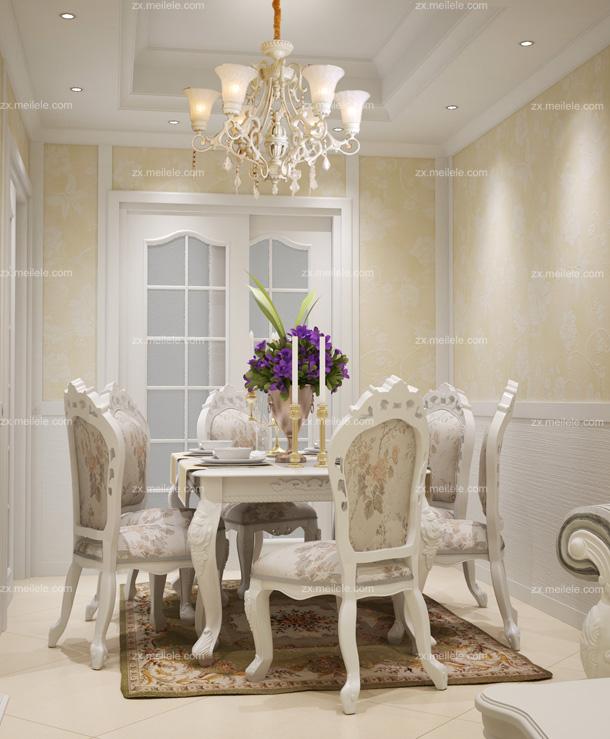 小户型餐厅装修效果图大全2013图片 追求时尚美观的餐厅设计