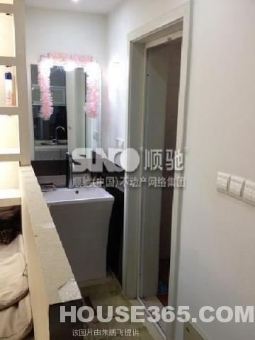 长江北路沿线高档公寓小区精装一室白领国外人士首选