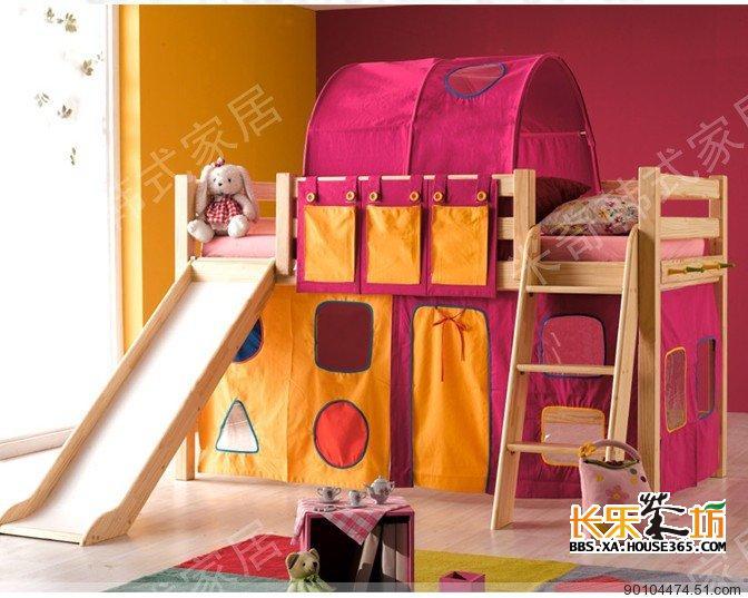 4大妙招教你挑实木儿童床